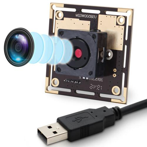 5MP Webcam w/ Lens