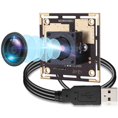 5mp usb camera module for raspberry pi