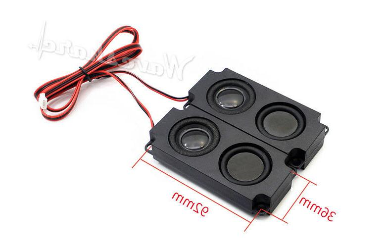 8Ω Speaker 5inch&7inch Pi from