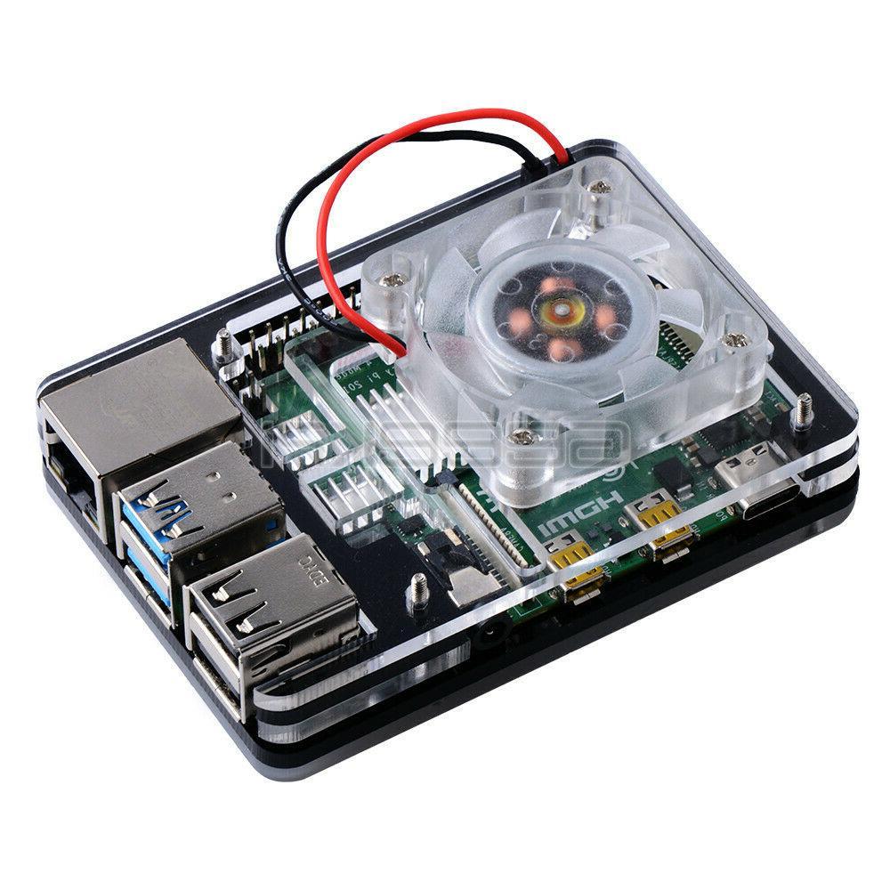 GeeekPi Raspberry B,Compatible Ice Fan
