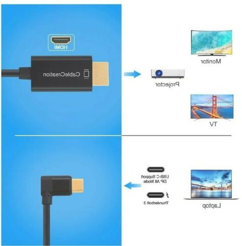 $ALE! *CableCreation USB-C to Type-A, 6 FT 4K x 2K