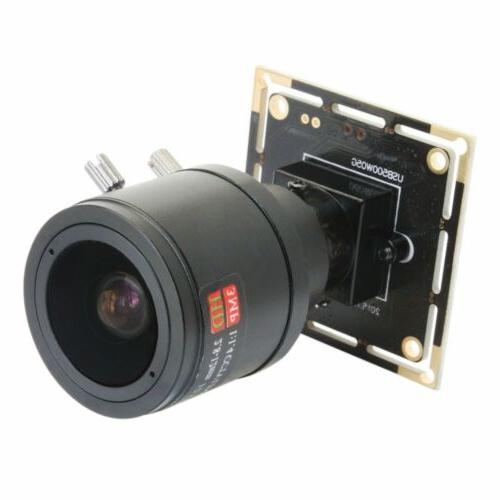 CMOS Camera HD 2.8-12mm Lens For Android