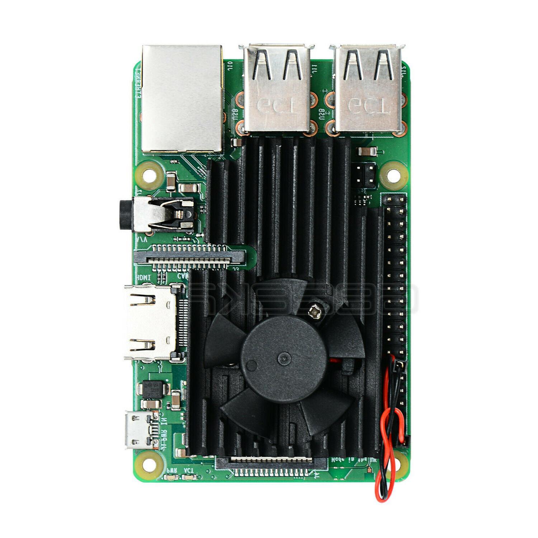 GeeekPi CNC Cooling Fan Heatsink For Raspberry B