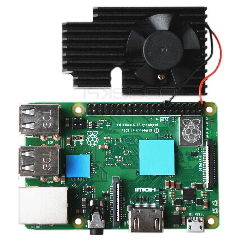 GeeekPi Extreme Fan Kit Raspberry 4 Model B / 3B+
