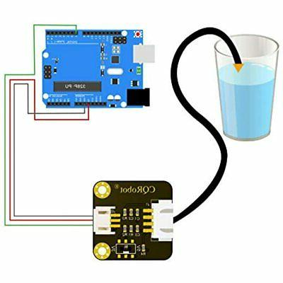 CQRobot Sensor Compatible With Pi/Arduino.