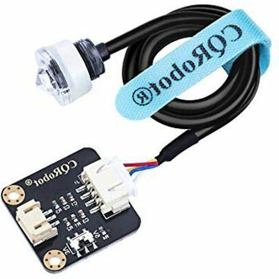cqrobot contact water liquid level sensor compatible