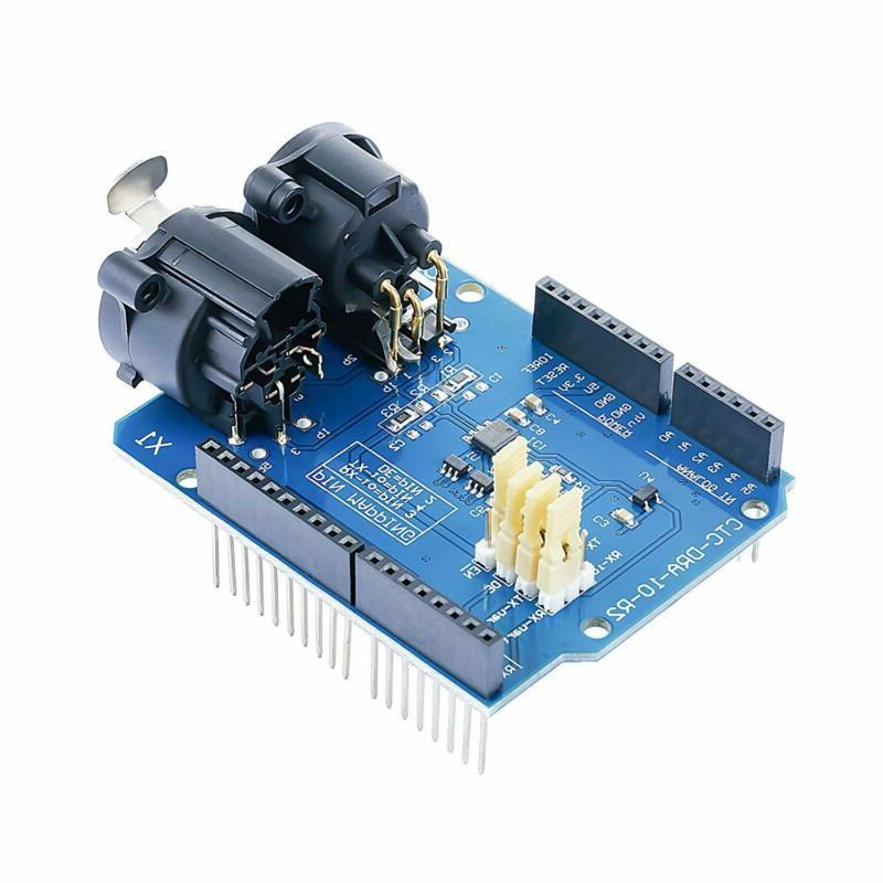 dmx shield max485 chipset for arduino rdm