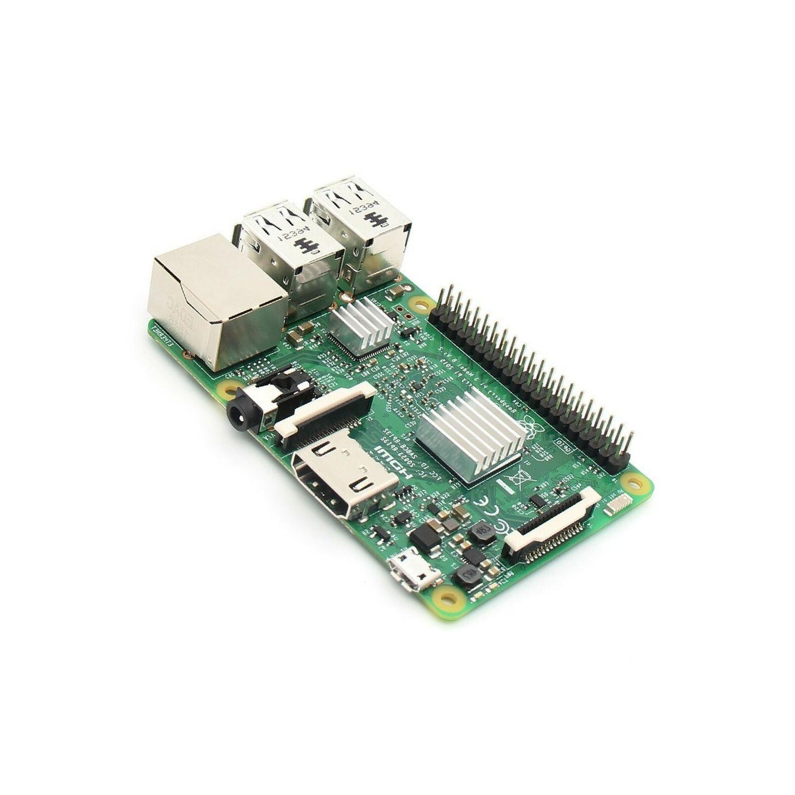 Free Raspberry Pi 4 Case, 4b Case