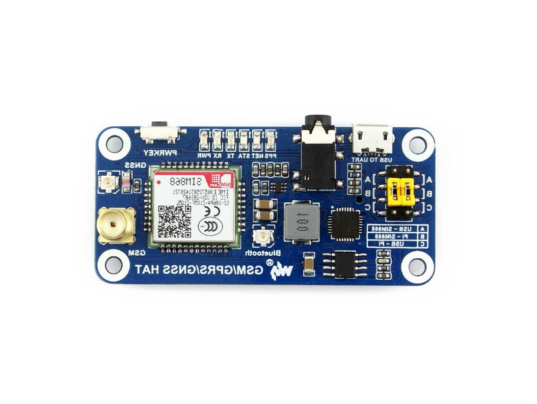 Waveshare GSM/GPRS/GNSS/Bluetooth for Raspberry