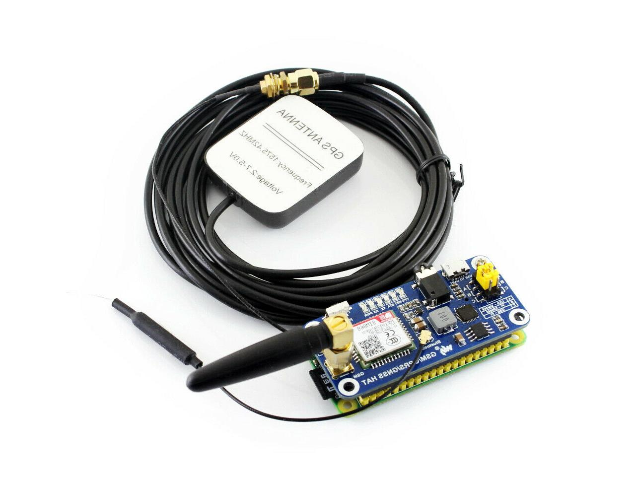 gsm gprs gnss bluetooth hat for raspberry
