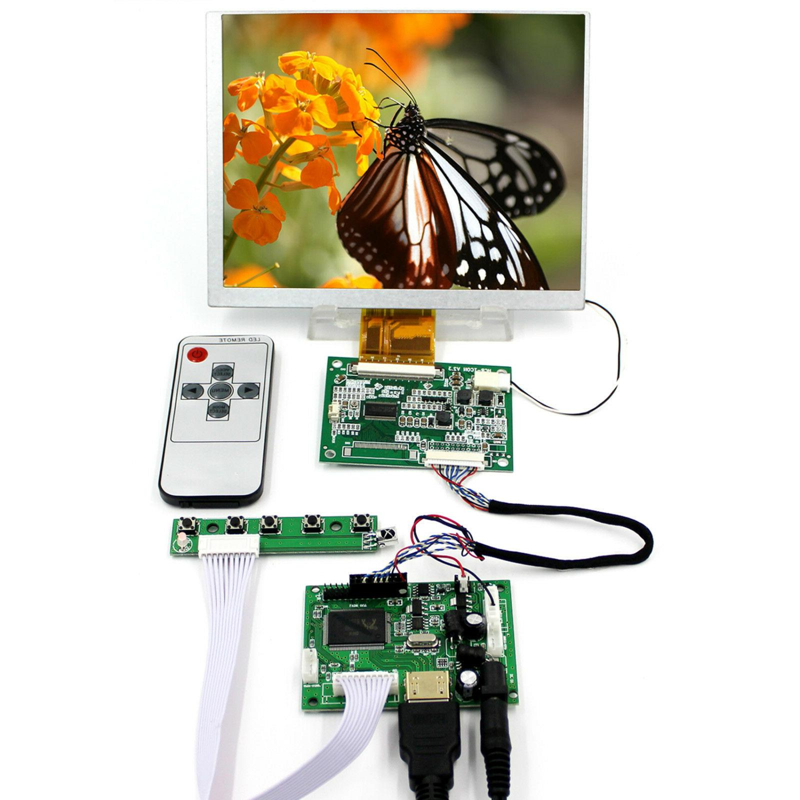 7inch HDMI Screen Raspberry Pi Display CLAA070MA0ACW 800x600