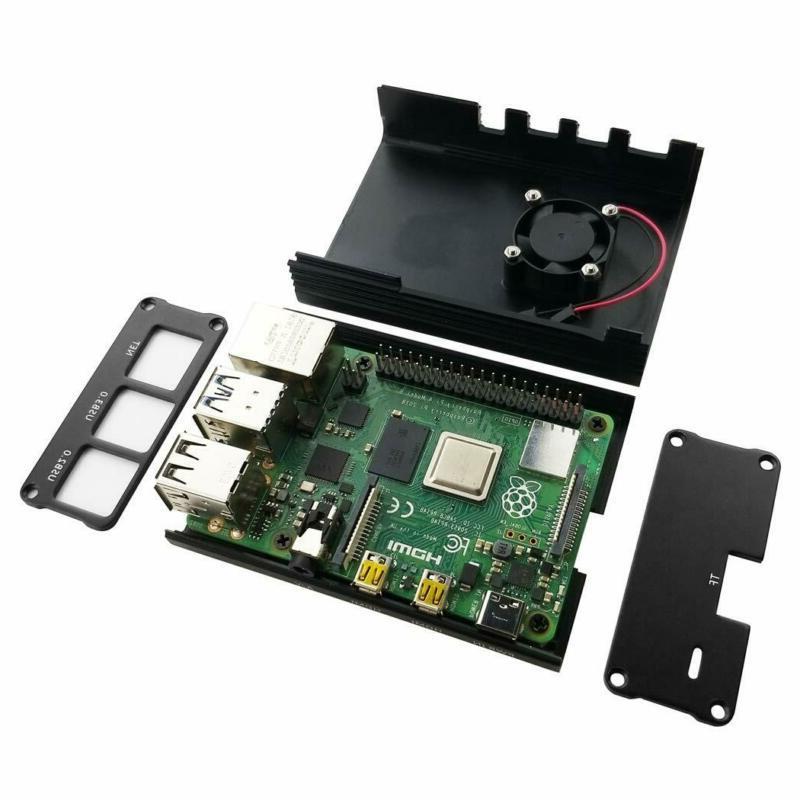 Internal Components 4 Mode B Alloy Case Fan