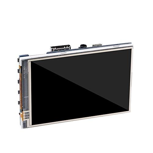 Screen for Raspberry Pi Mode Mode Model with Acrylic Case