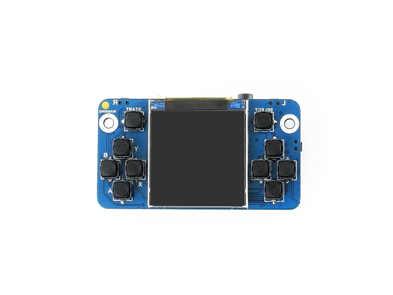 Mini Game Raspberry Zero/B+/2B/3B/3B+ 1.54inch Display