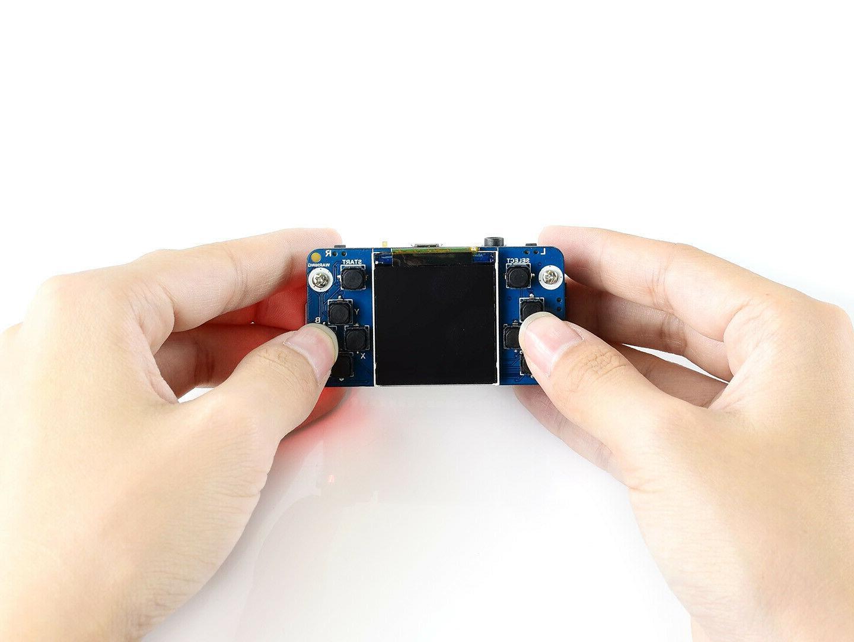 mini game console for raspberry pi zero
