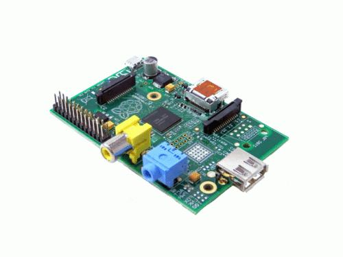 model a 256mb single board computer bcm2835