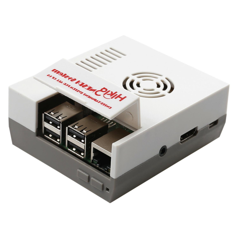 NES Case for Raspberry Pi 3 Model B+, Raspberry Pi 3, 2, 1 M