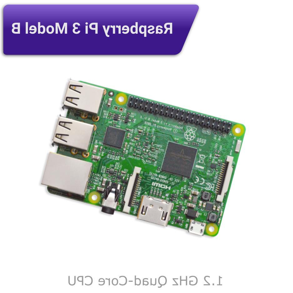 Raspberry Pi 3 B Complete Ultimate