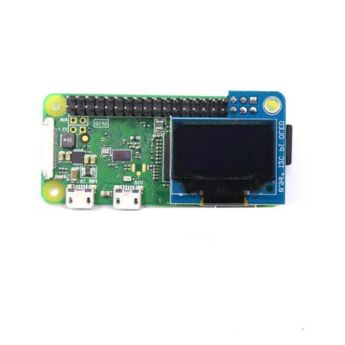 PiOLED monochrome 128x64 OLED Display Module White for Raspberry Pi