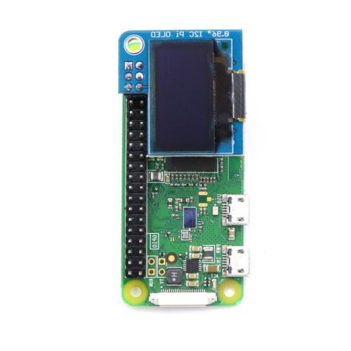 PiOLED monochrome OLED Display Module for Raspberry