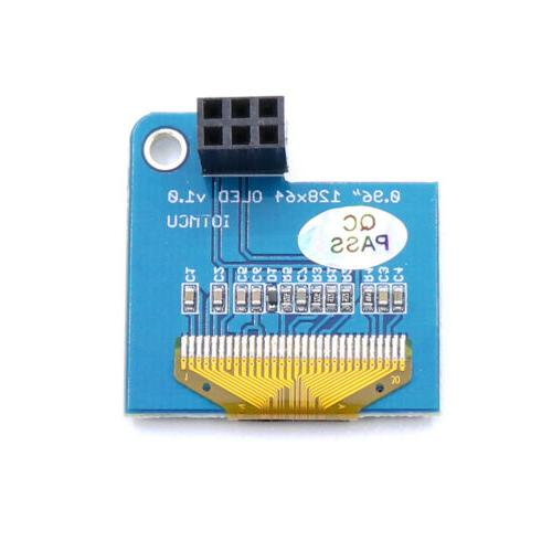 PiOLED monochrome OLED Display for Raspberry Pi