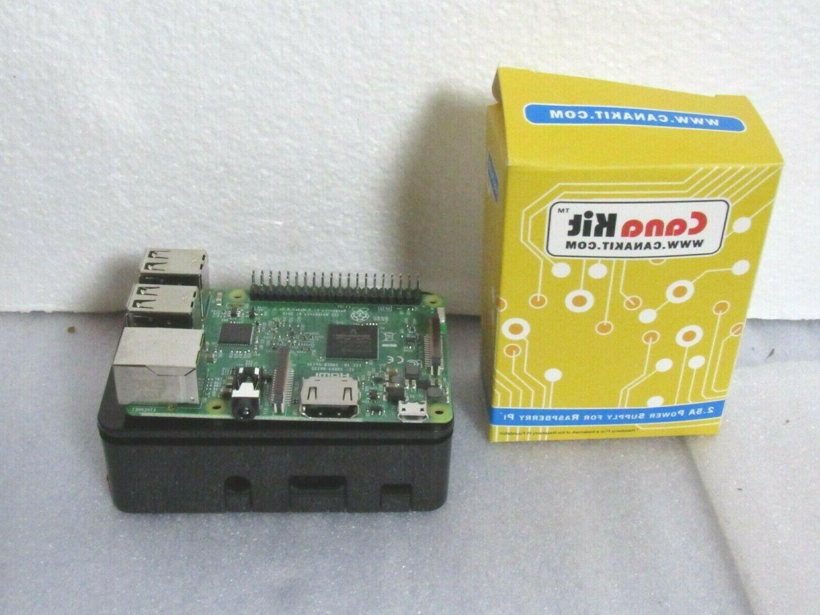 Canakit Raspberry Pi Starter Kit EVO Card