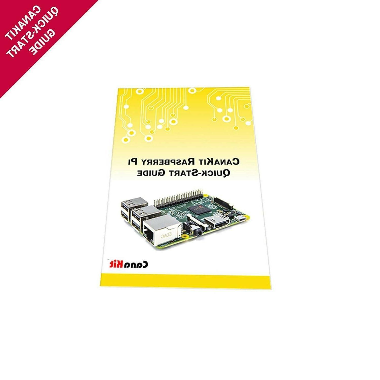 CanaKit Pi 4 4GB Basic Starter with