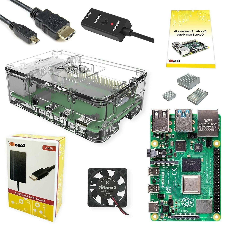 raspberry pi 4 4gb basic starter kit