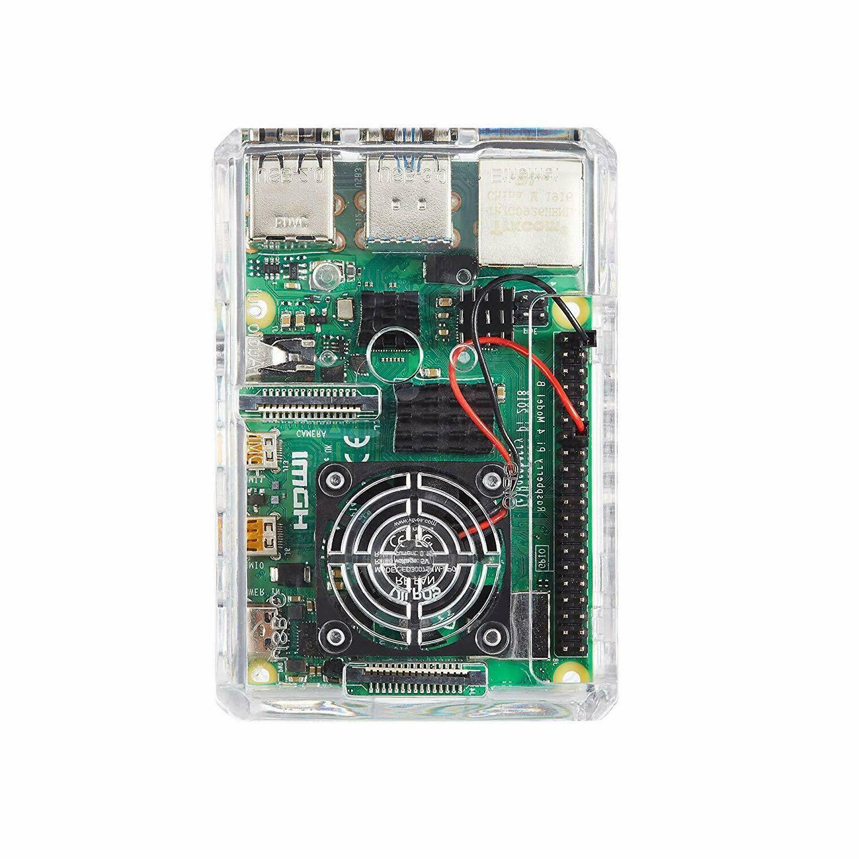 Vilros Raspberry Pi Basic Kit Fan Cooled Case