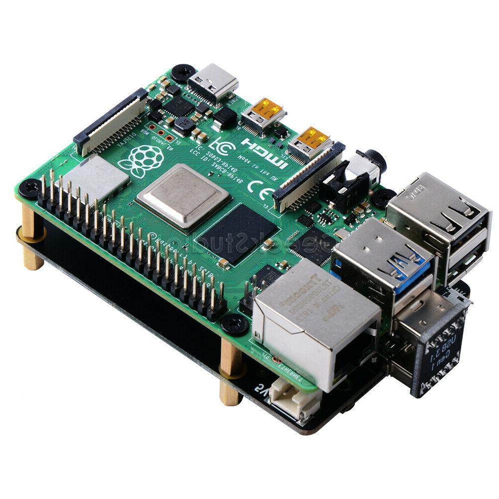 Raspberry Pi SSD Expansion X855 V1.3 USB3.1
