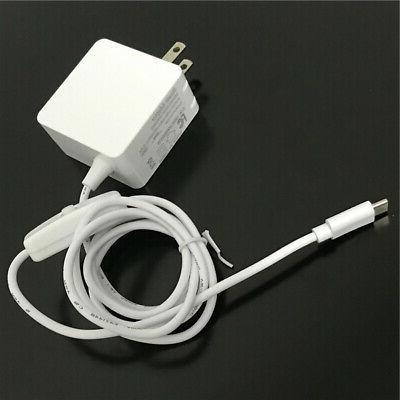 For Raspberry Pi 4 Power Adapter 5V Type-C W/switch Button U