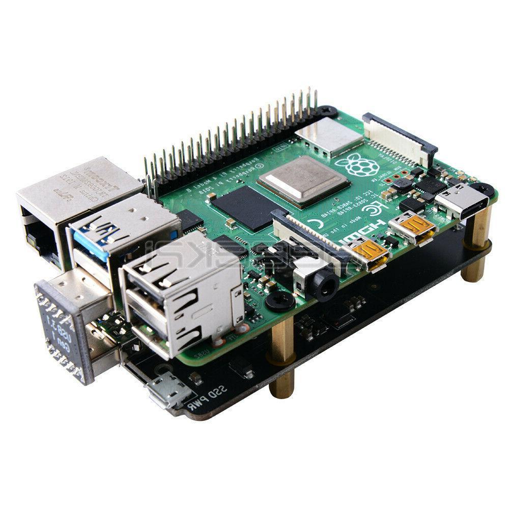 Raspberry Pi V1.3 mSATA Expansion Pi