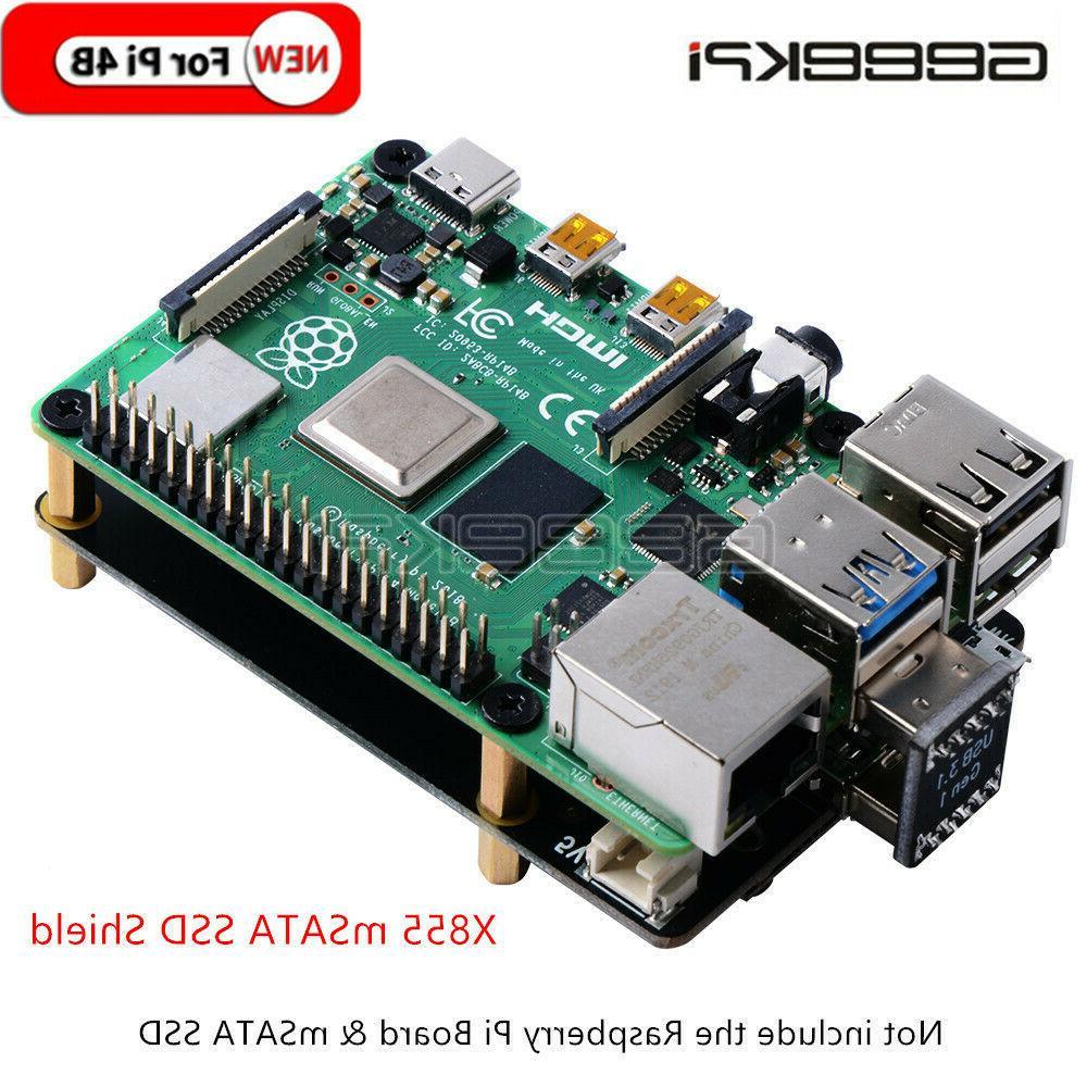 raspberry pi 4 x855 v1 3 msata