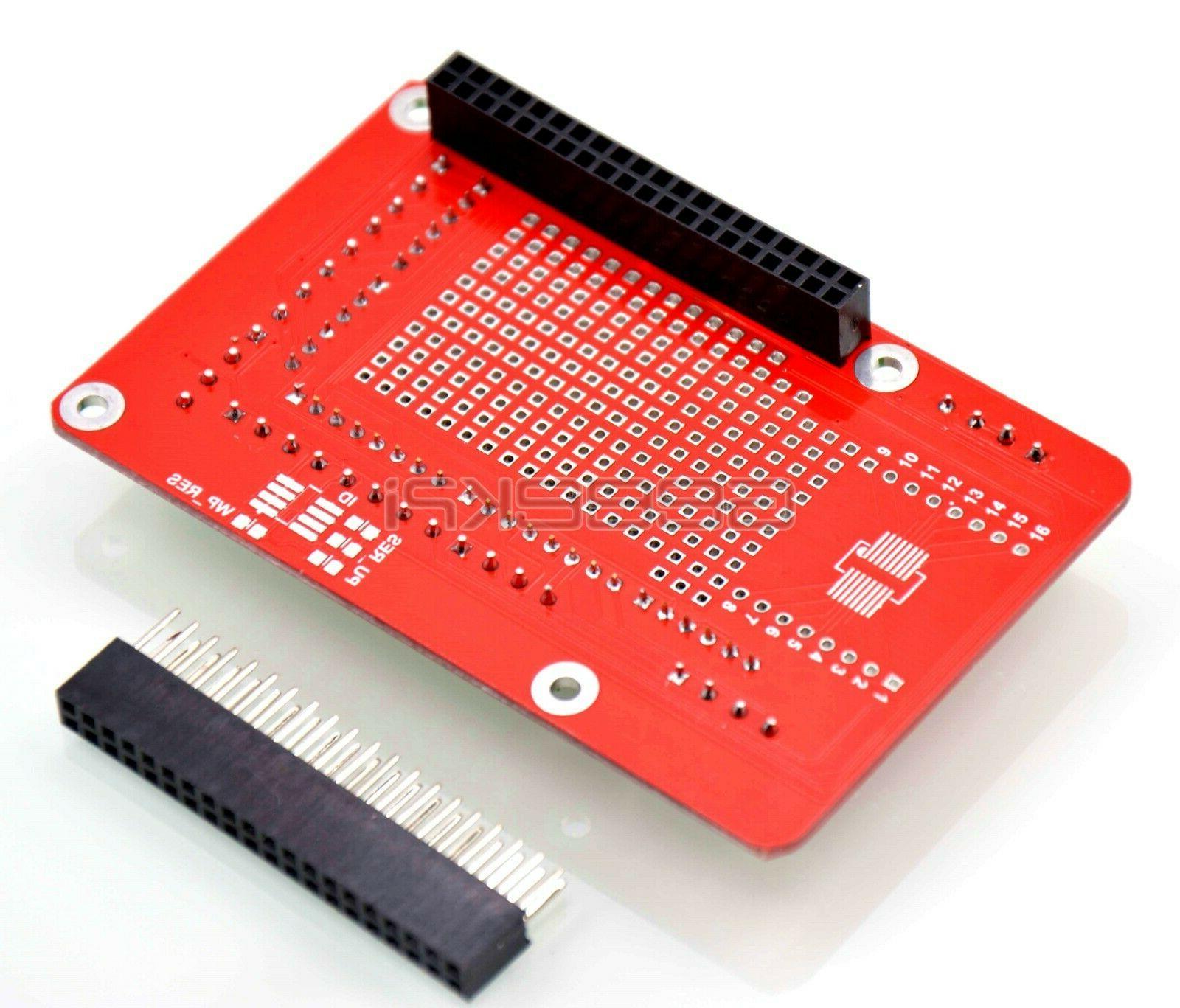 Raspberry 3B 2B/B+ prototype Pi board Pi Plate