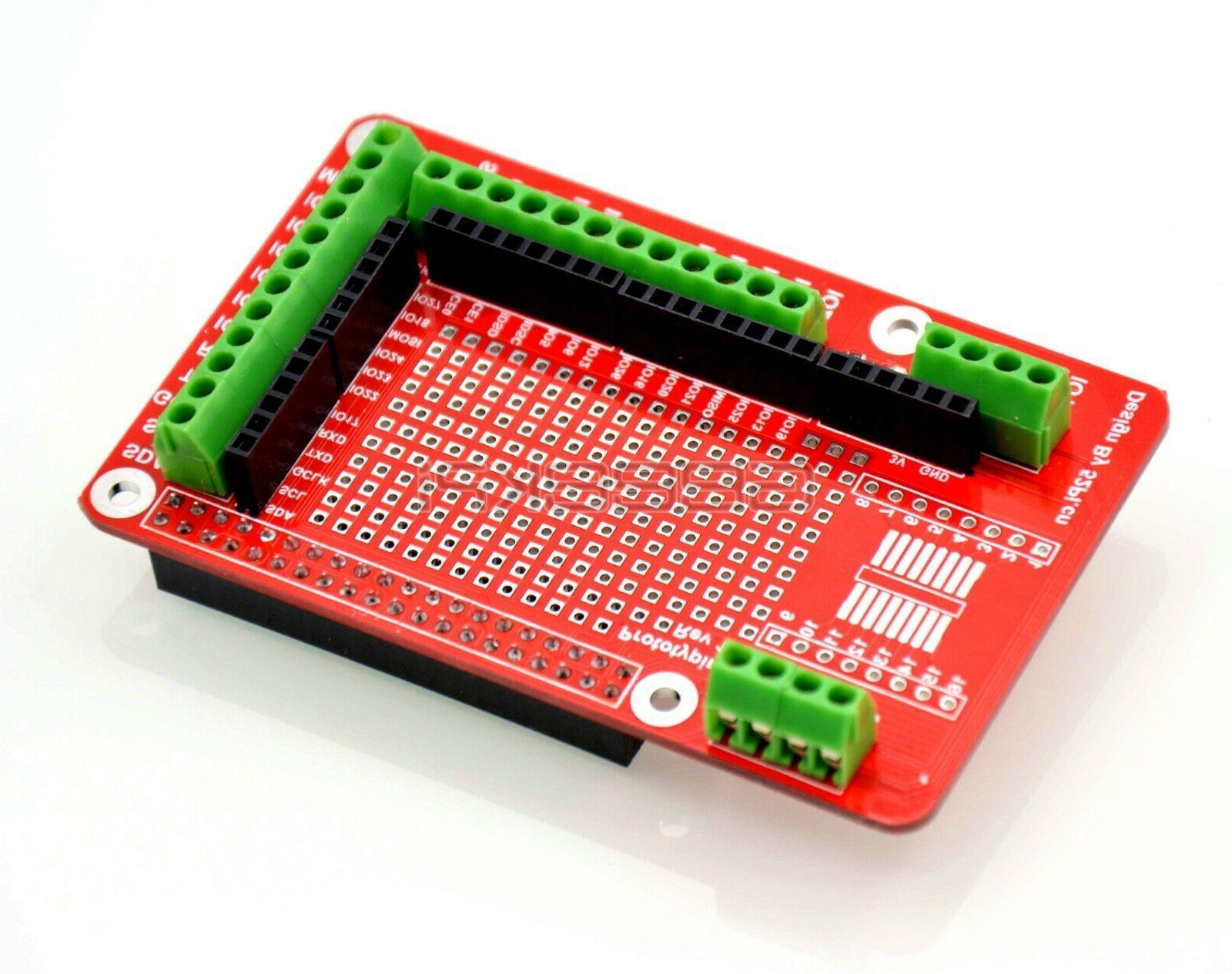 Raspberry / 3B prototype Pi board Pi