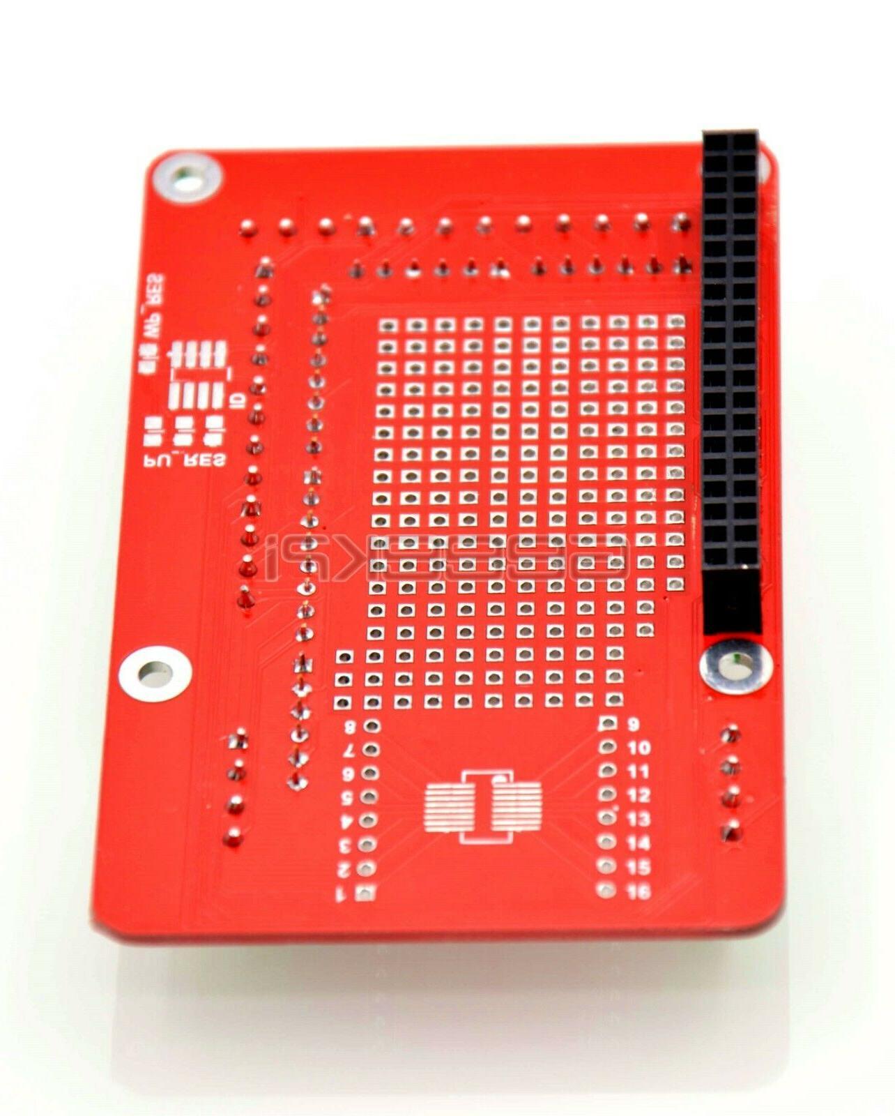 3B prototype Pi Plate