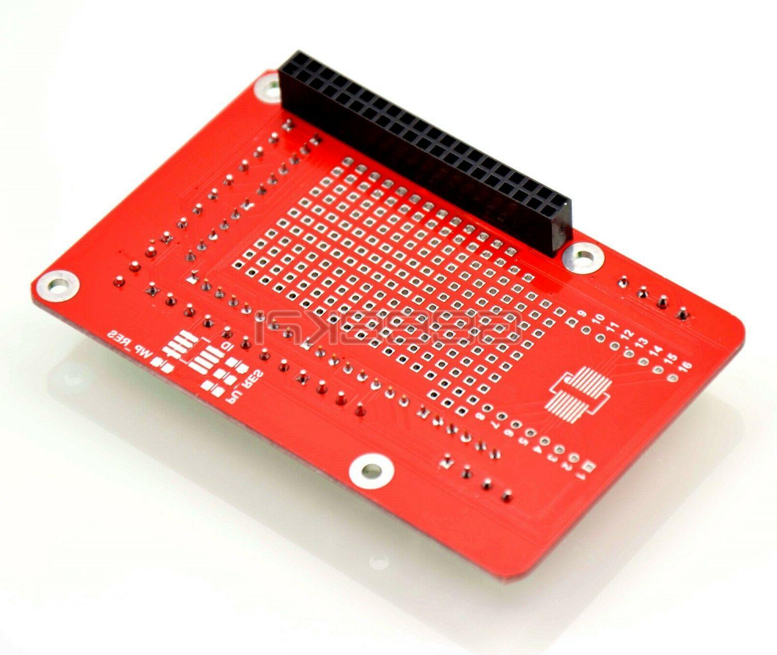 Raspberry Pi 4B 3B / Accessories prototype Pi Pi Plate
