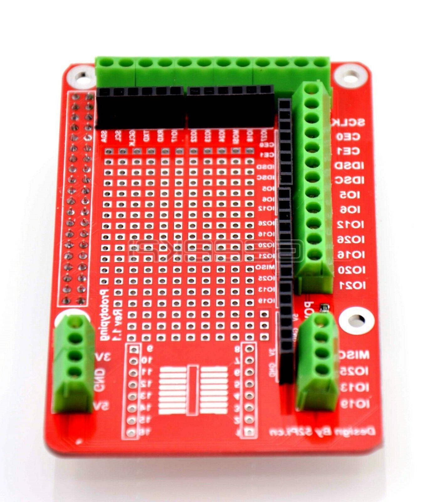 Raspberry 3B prototype Pi board Pi