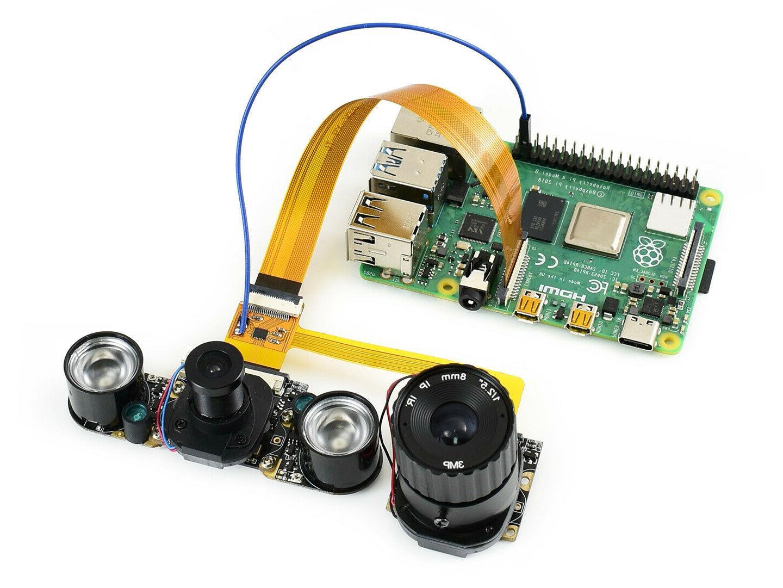Waveshare Raspberry for Cameras