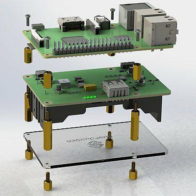SunFounder Raspberry Power PackExpansion Board-Plus Module
