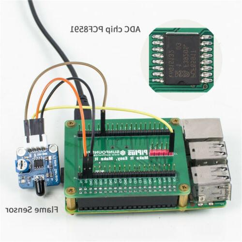 SunFounder Power PackExpansion Board-Plus
