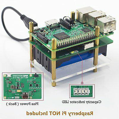 raspberry pi power pack expansion board plus