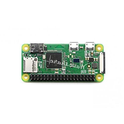 Raspberry with WiFi Bluetooth Headers 1GHz RAM HD Pared-down Pi 0