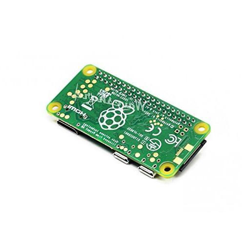 Raspberry with Bluetooth 4.1 GPIO Headers 1GHz RAM 1080P HD Pared-down 0