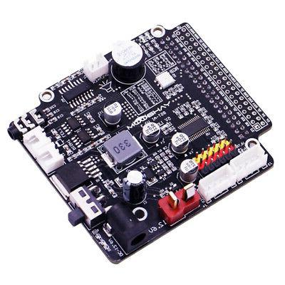 rgb leds circuit expansion board for raspberry