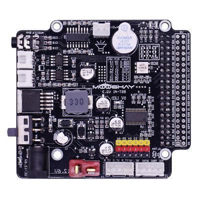 Robotic AI Board Raspberry 4B 3B/3B+ Series