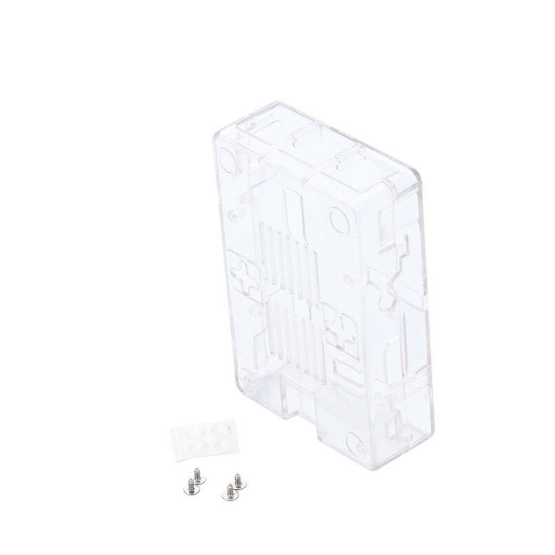 Clear Pi 3 Model Official Components