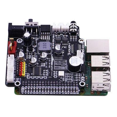 Smart Car AI Raspberry Pi 4B