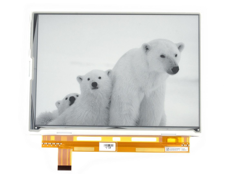 Two-Color 9.7inch E-Ink e-Paper Screen 1200x825 Raspberry