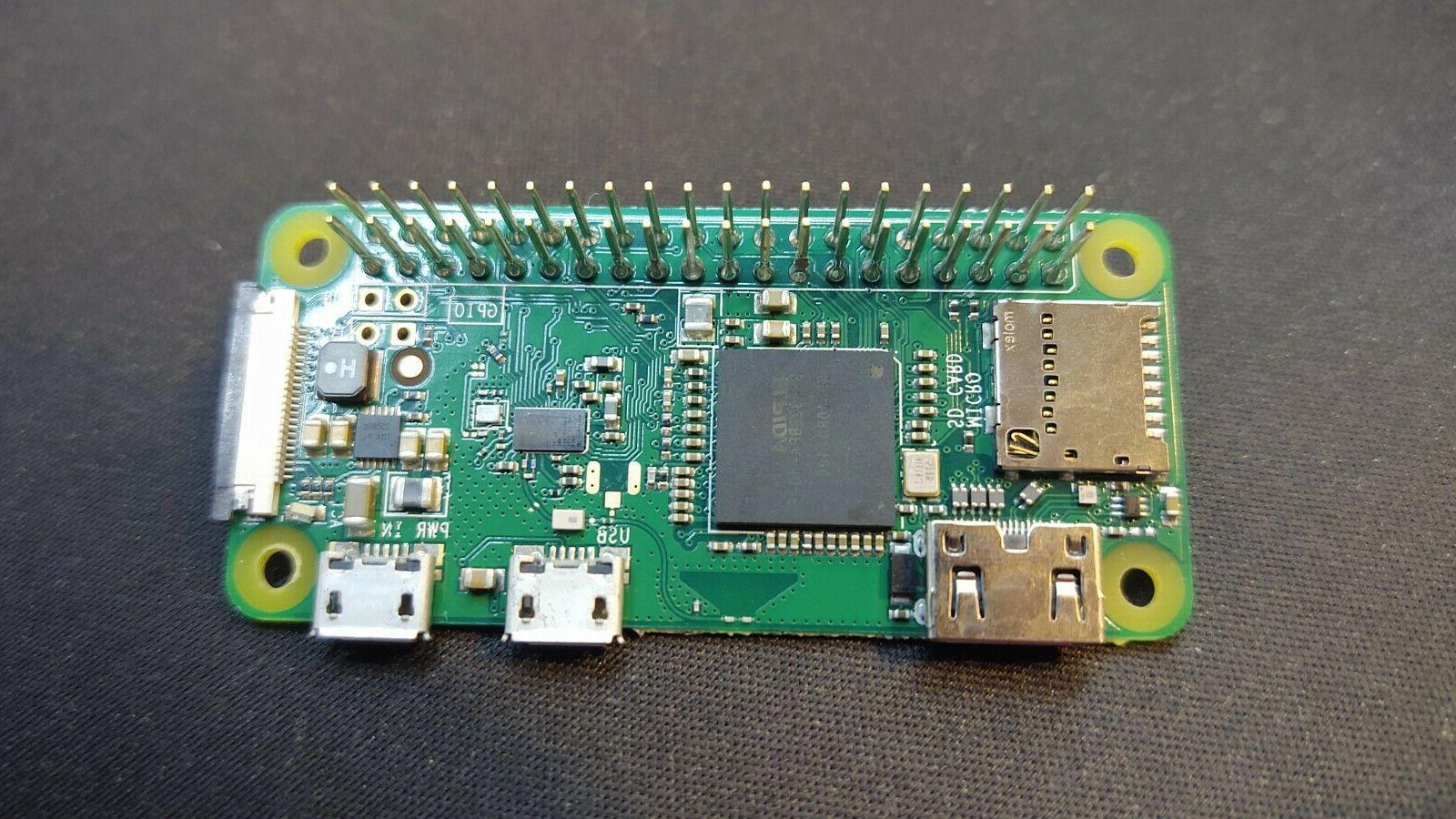 used raspberry pi zero w wireless bluetooth